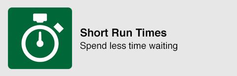 Short Run Times