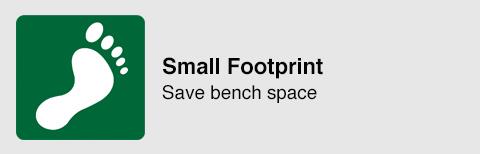 Small Footprint
